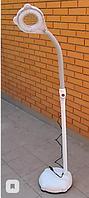 Лампа лупа напольная Гофра Светодиодная лед 3 диоптрии