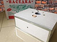 Домашний инкубатор для яиц Наседка 100 яиц с ручным переворотом Инкубатор бытовой