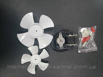 Вентилятор (двигатель) обдува