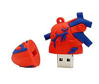 USB-ФЛЕШКА СЕРДЦЕ 64 ГБ, фото 1
