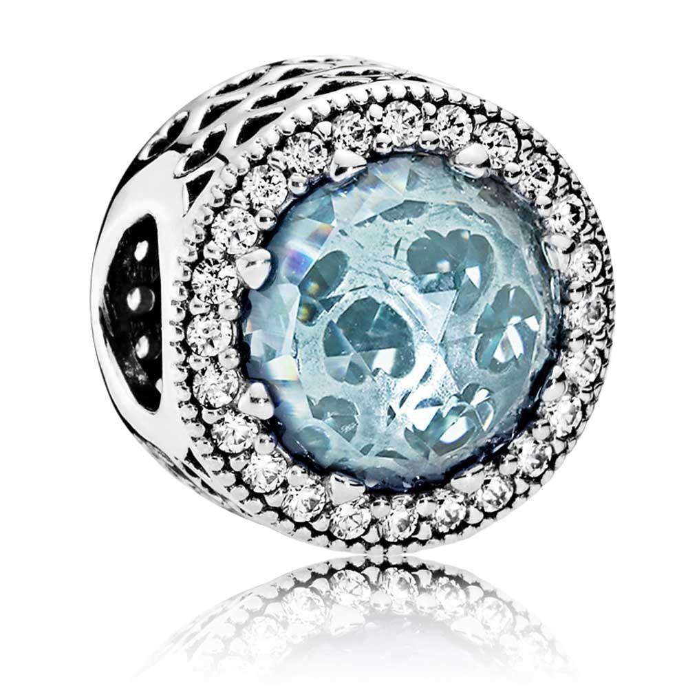 Шарм с голубым кристаллом