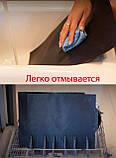 Набор антипригарных ковриков для BBQ и гриля из 3-х шт Черный (n-776), фото 3