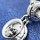 Серебряная подвеска Материнская любовь , фото 2