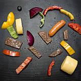 Набор антипригарных ковриков для BBQ и гриля из 3-х шт Черный (n-776), фото 10
