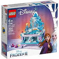 Конструктор LEGO Disney Princess Frozen 2 Шкатулка Эльзы 300 деталей (41168)
