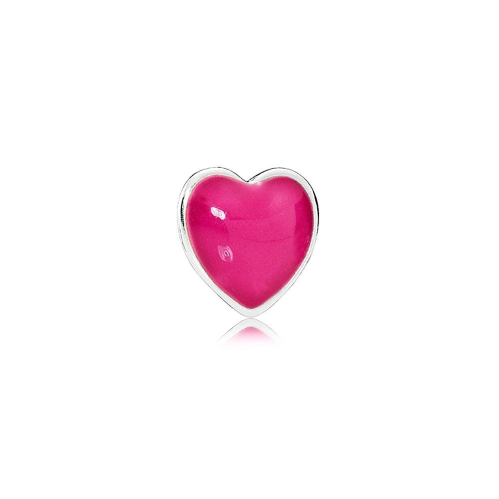 Сменный элемент (петит) «Сердце» для наполнения прозрачного медальона