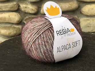 Носочная пряжа Regia Premium Alpaca Soft