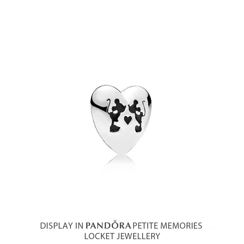 Петіт Поцілунок Міккі і Мінні, Disney копія Pandora