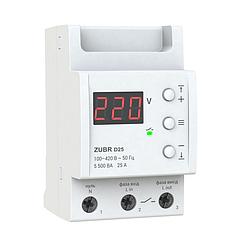Реле контролю напруги ZUBR D25
