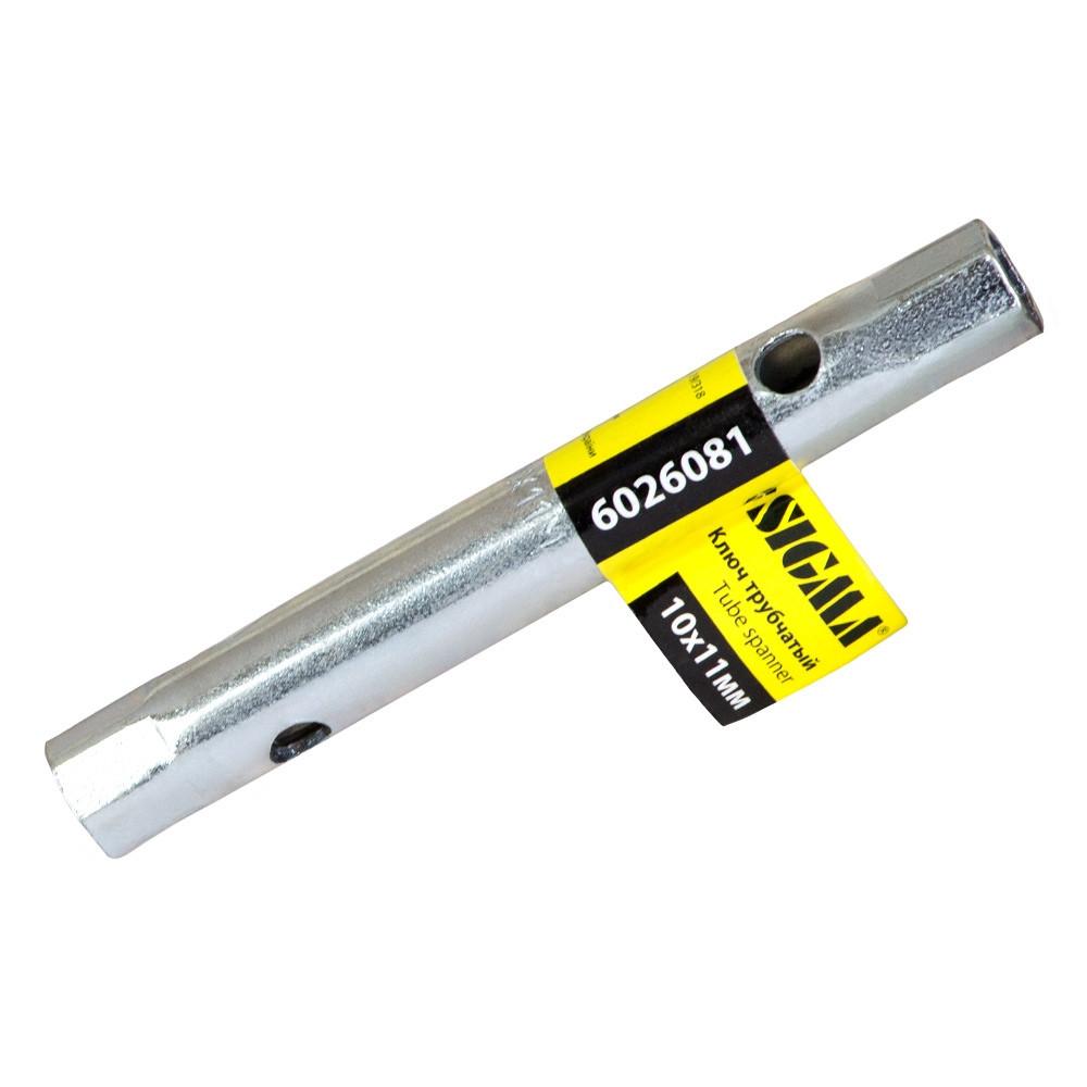 Ключ трубчатый 10*11мм Sigma (6026081)