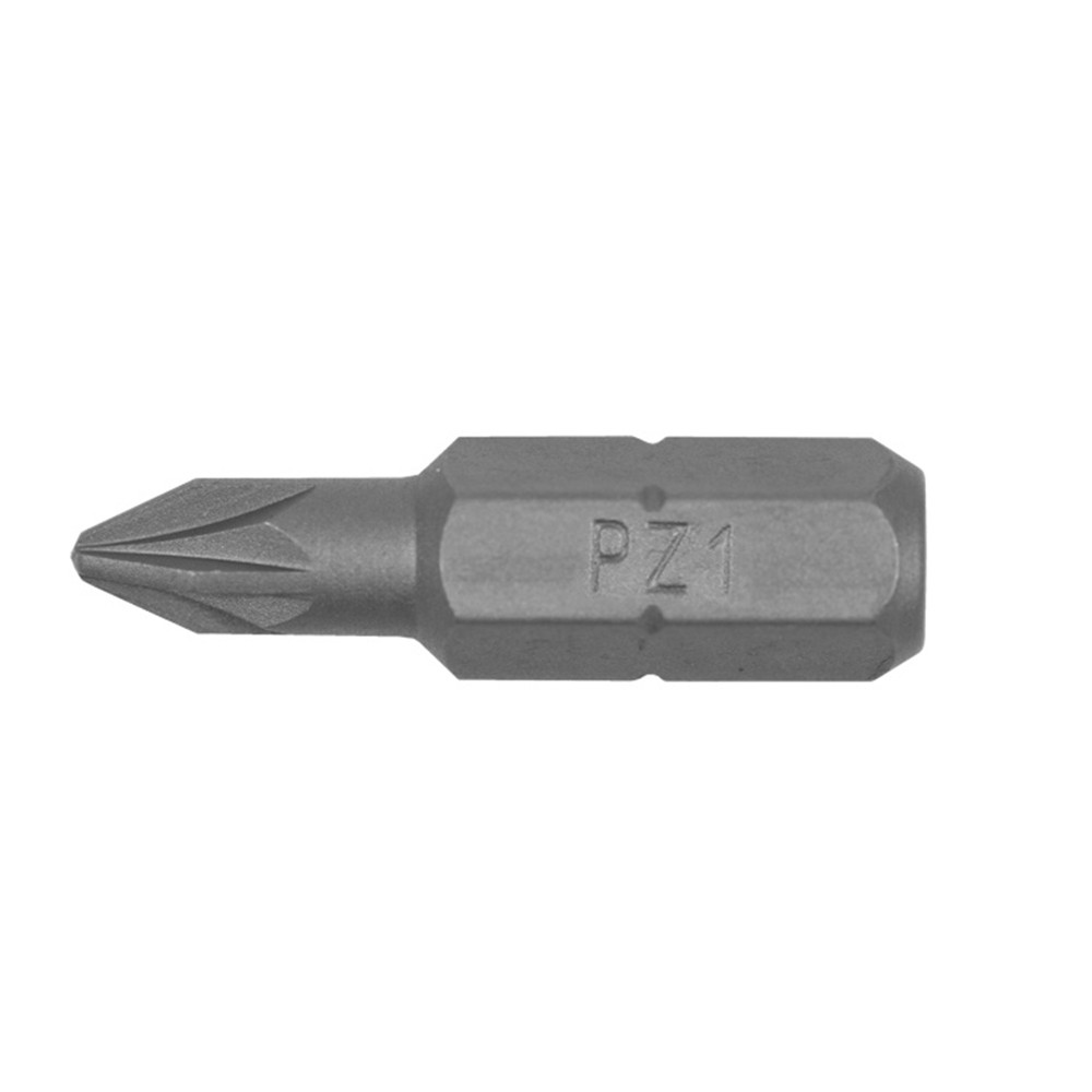 "Набор бит PZ3x25мм 1/4"" 25шт S2 (пласт кейс) ULTRA (4010602)"