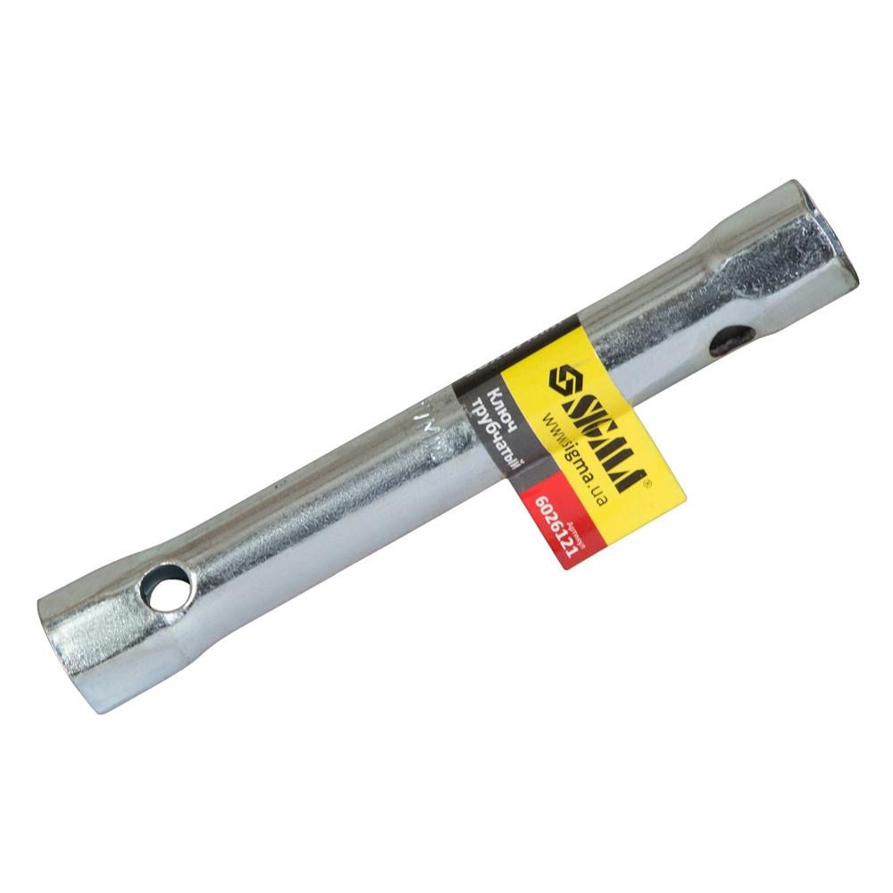 Ключ трубчатый 16*17мм Sigma (6026121)