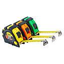 Рулетка магнитная фиксатор+тормоз 3м*19мм Sigma (3823031), фото 6