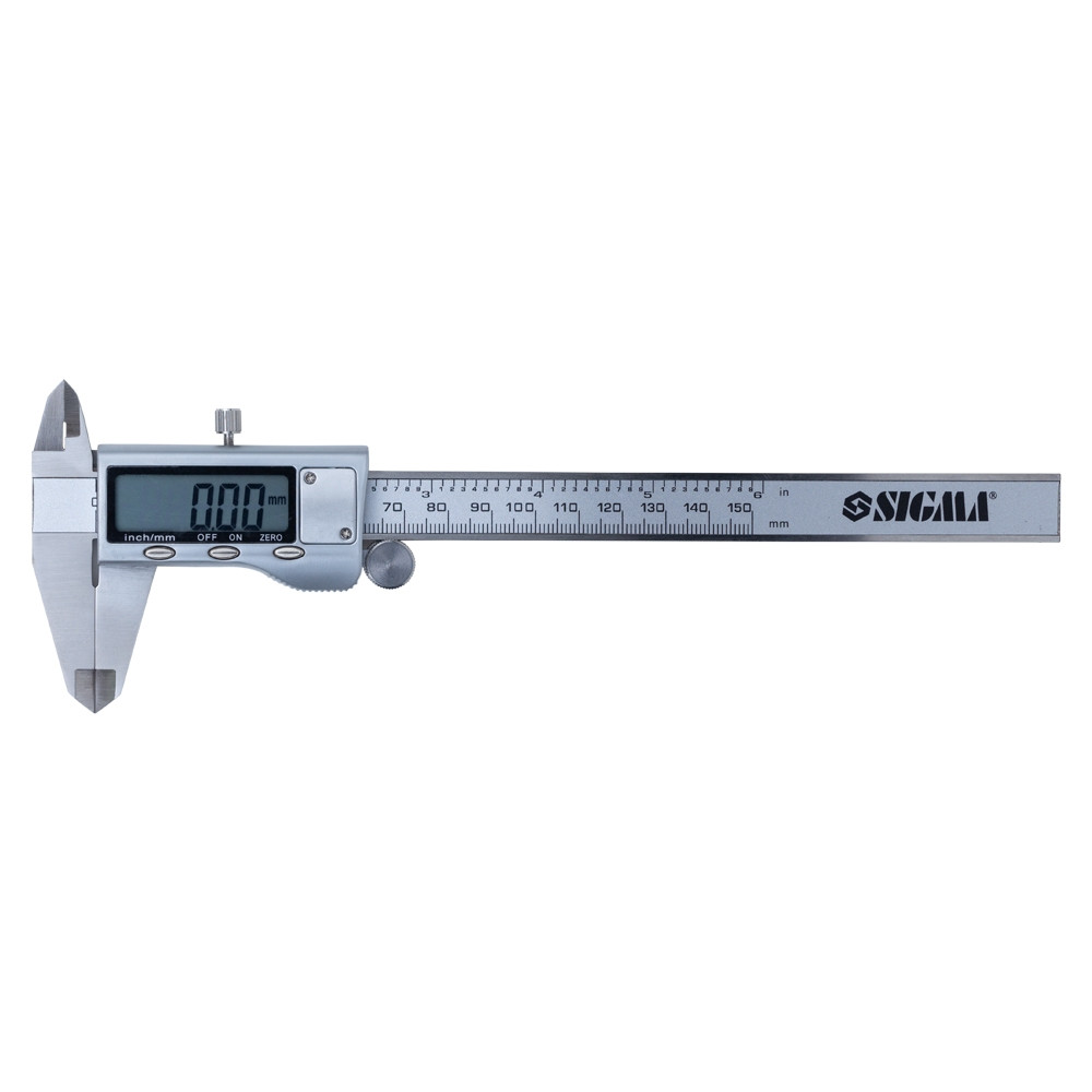 Штангенциркуль PROFI цифровой Sigma (3923011)