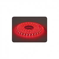 LED лента 220V GANJ 7W/1m красная 7Lm/1led  IP65 2835 180led/m HOROZ ELECTRIC