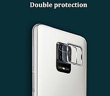 Алюмінієва захисна накладка на камери для Xiaomi Redmi Note 8 Pro /
