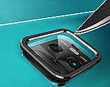 Коплект защиты камеры рамка + стекло для Xiaomi Redmi Note 9S, фото 4