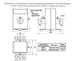 Трансформатор тока  Т-0,66 ТШ-0,66 от 5 до 2000А Мегомметр Поверка, фото 8