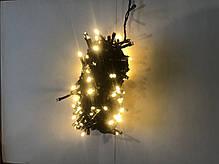 Електрогірлянда світлодіодна (бурульки) 3м#60см, фото 3