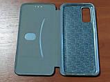 Чехол- книга Premium для Samsung  S20    (черный), фото 3