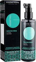 Спрей-тоник с кератином стимулирующий рост волос Eugene Perma Essentiel Keratin Force Spray 200 мл