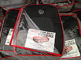 Авточохли Favorite на Volkswagen Touran 2010> мінівен,, фото 10