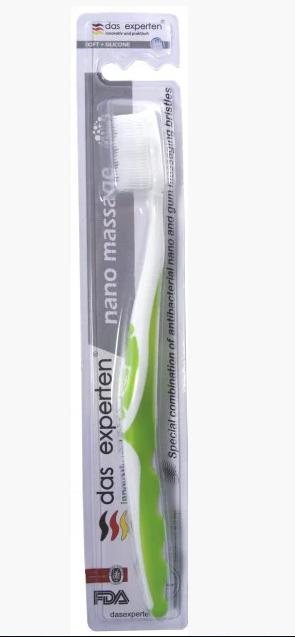 Зубная щетка Das Experten