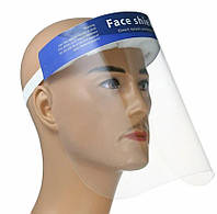 FACE SHIELD маска прозрачная защитная | Экран медицинский защитный для лица | Лицевой щиток
