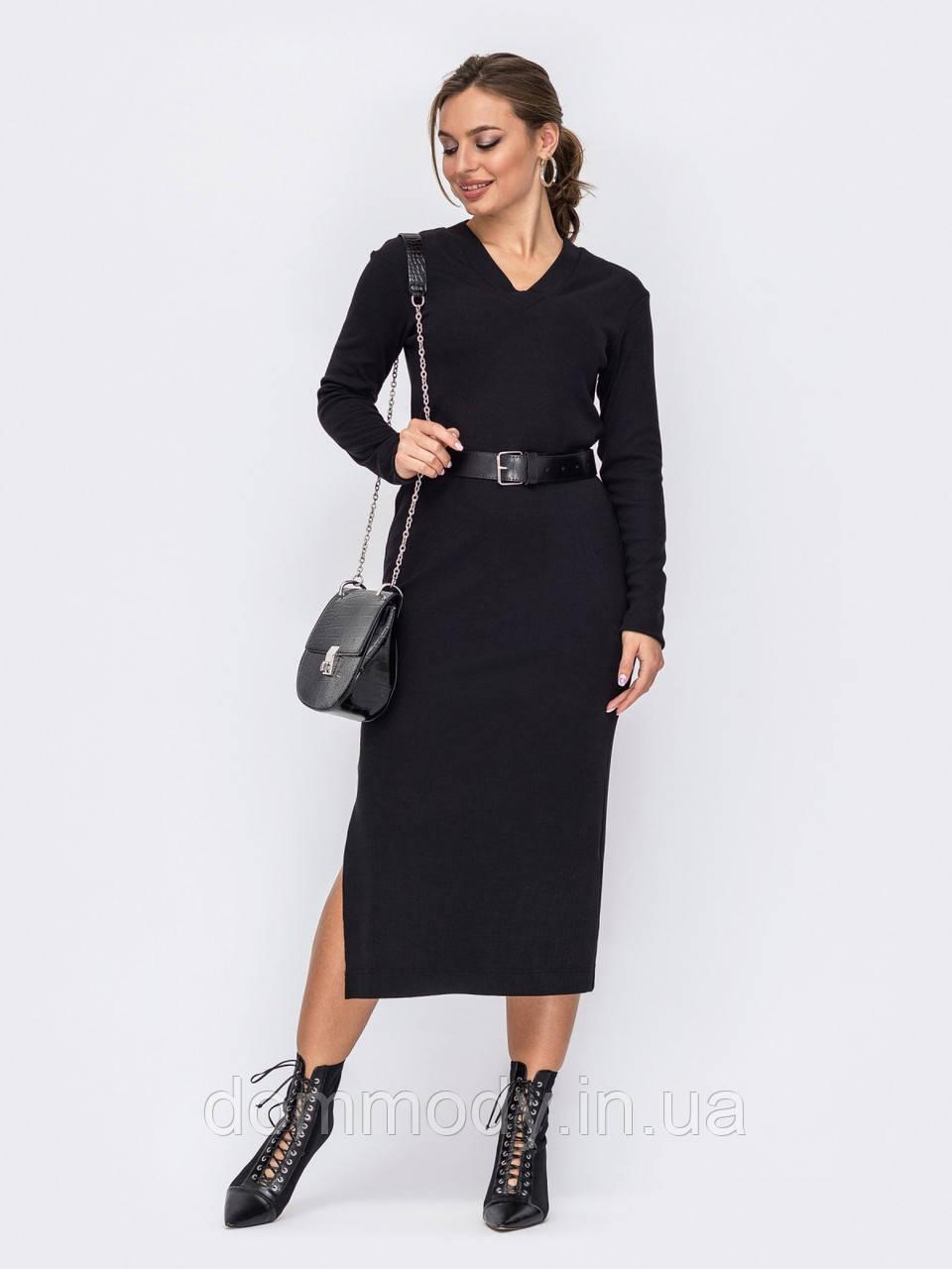 Платье женское Simple elegance black