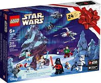Конструктор LEGO Star Wars Новорічний календар 311 деталей (Новогодний адвент календарь Лего 75279 )