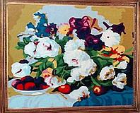 Картина по номерам 40х50 Дары природы (в коробке)