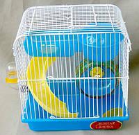 Клетка для грызунов (+американская горка) 157, 23*17*24,5 см.