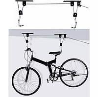 Потолочное крепление для велосипеда,подвесной кронштейн,подвес/хранение велосипеда,подъёмник велосипеда, фото 1