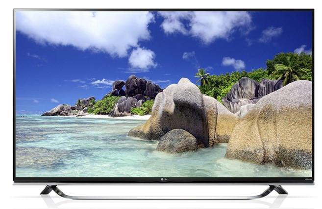 Телевизор LG 49UF8507 (1500Гц, Ultra HD 4K, Smart, 3D, Wi-Fi, пульт ДУ Magic Remote)