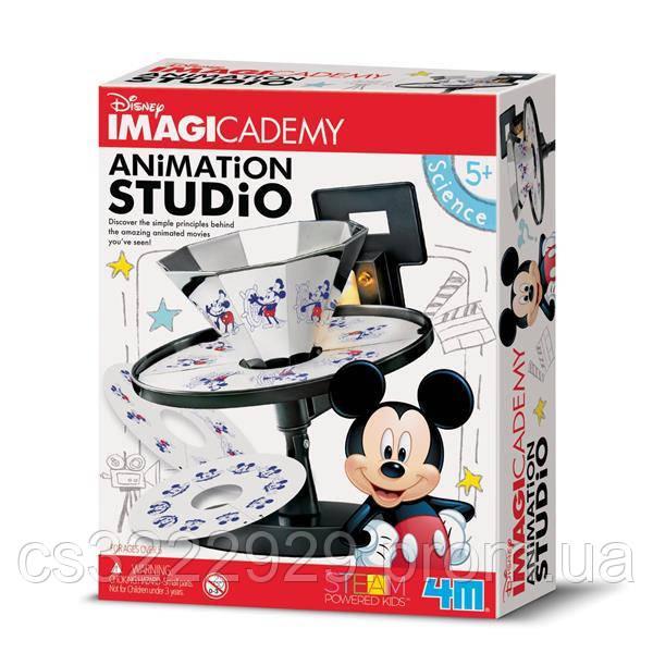 Набір для досліджень Мультиплікаційний проектор 4M Disney Дісней Мультиплікаційний проектор (00-06206)