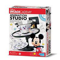 Набір для досліджень Мультиплікаційний проектор 4M Disney Дісней Мультиплікаційний проектор (00-06206), фото 1