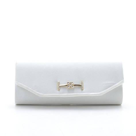 Вечерний клатч WT16281 white, фото 2