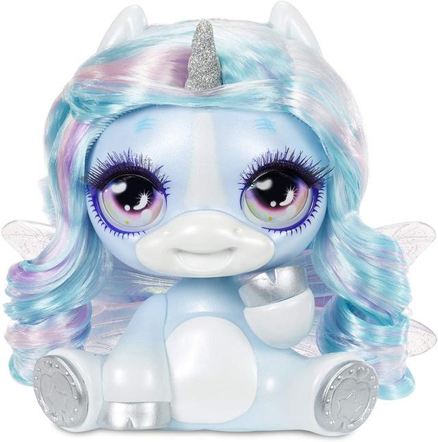 Poopsie Q. T. Unicorn W1 Shannon Shy Единорог Шеннон Шай ароматизированный саксессуарами