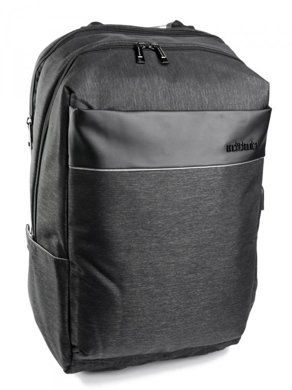 Рюкзак бизнес серии Case B-00218L черный