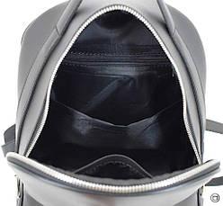 Женский рюкзак кожзам Case 643 черный г, фото 3