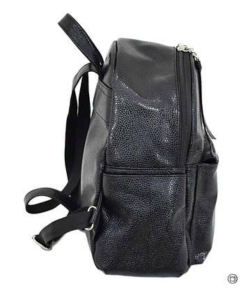 Женский рюкзак кожзам Case 450 икра, фото 2