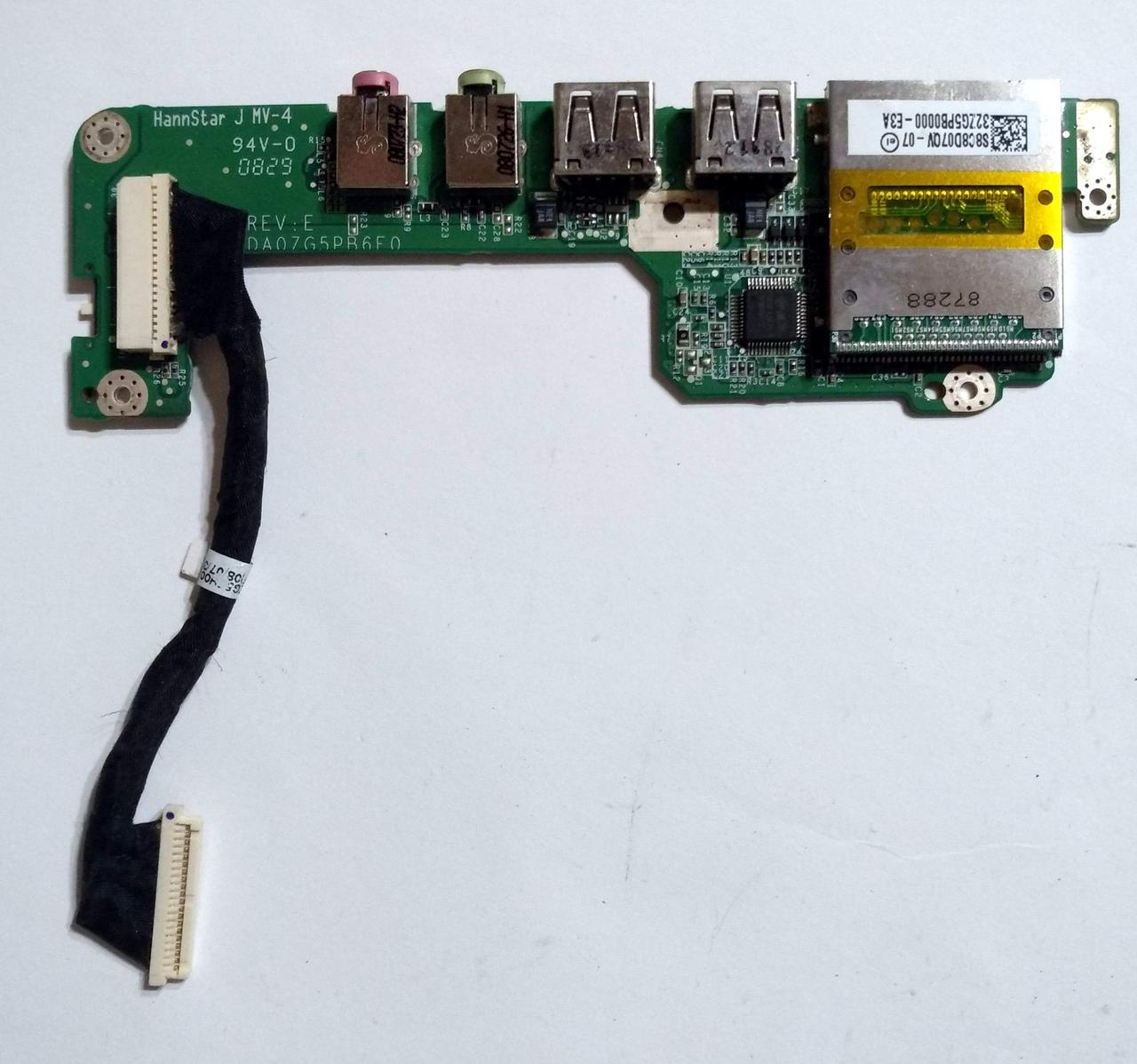 475 Дополнительная плата Acer Aspire One ZG5 A110 A150 AOA110 AOA150 DA0ZG5PB6E0 S8CAD01Z2-01 32ZG5PB0000-E3A