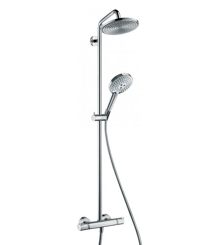 Душові системи Hansgrohe Душова система Hansgrohe Raindance Select 240 Showerpipe 27115000