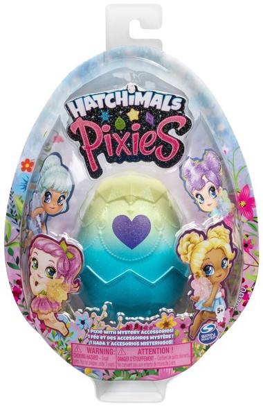 Hatchimals Pixies: сказочная фея Пиксис Звездный водопад