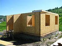 Строительство каркасных домов и МАФ
