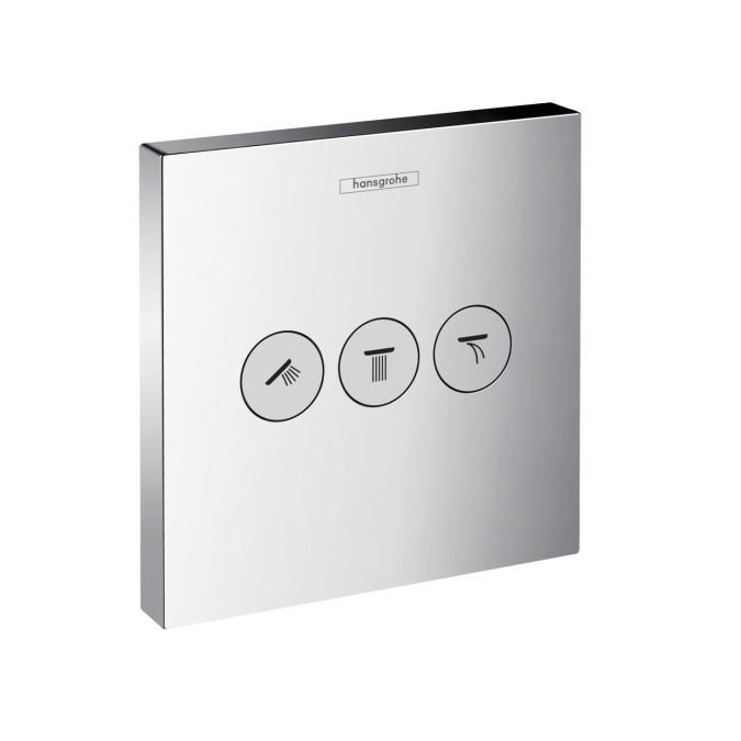 Запорные вентили Hansgrohe Запорный вентиль Hansgrohe ShowerSelect 15764000