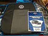 Авточехлы  на Volkswagen T5 1+2,Фольксваген Т5 1+2, фото 4