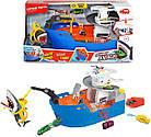 Игровой набор Катер. Охота на акул со звуковыми и световыми эффектами Dickie toys 3779001, фото 6