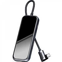 USB хаб Baseus Multi-Functional CAHUB-JZ0G, Black