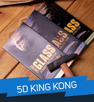 Защитное стекло 5D KING KONG